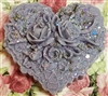 Winter Palace Heart Shaped Gift Tart