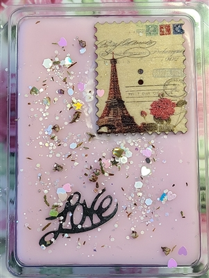 Love Letters From Paris Wax Tart