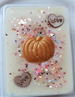 Love Pumpkin Wax Tart
