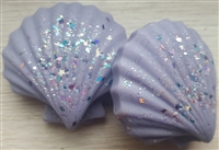 Lavender Beach Martini Seashell Shaped Tarts