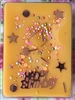 Orange Birthday Cake Wax Tart