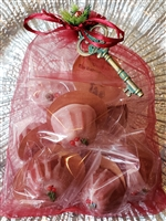 Mrs Cratchit's Christmas Pudding Gift Bag