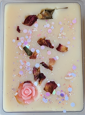 Rose Petal Pound Cake Wax Tart