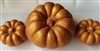 Sweet Cinnamon Pumpkin Shaped Tart Large