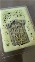 Tombstone Dust Wax Tart