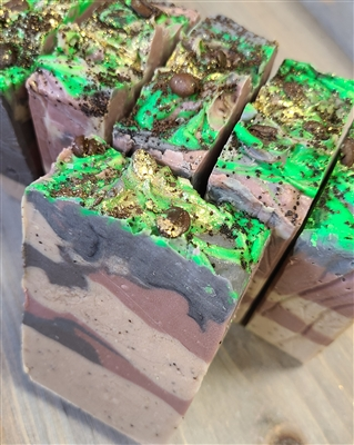Toxic Earth Cold Process Soap