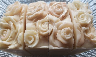 A Queen's Decree Almond Milk Cold Process Soap