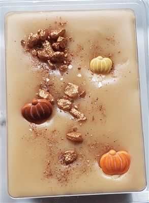 Sugar and Spice Pumpkin Bread Wax Tart