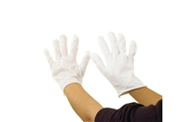 Gloves Cotton Large Heavy - 12 Pairs
