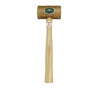 Top quality American-made rawhide mallet