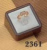 RING 1 CLIP 2361 CHERRY