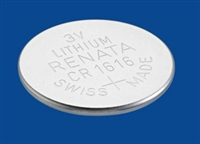 CR1616 Renata Lithium Battery
