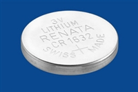 CR1632 Renata Lithium Battery