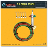 GenTech Small Torch Kit