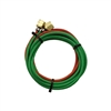 Gentec or Little Torch Twin Replacement Hoses, Red & Green