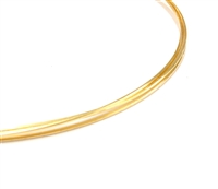 14 Karat Yellow Gold Wire