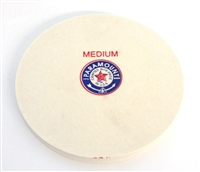 Felt Wheel Medium 6 x .5 Inches Paramount