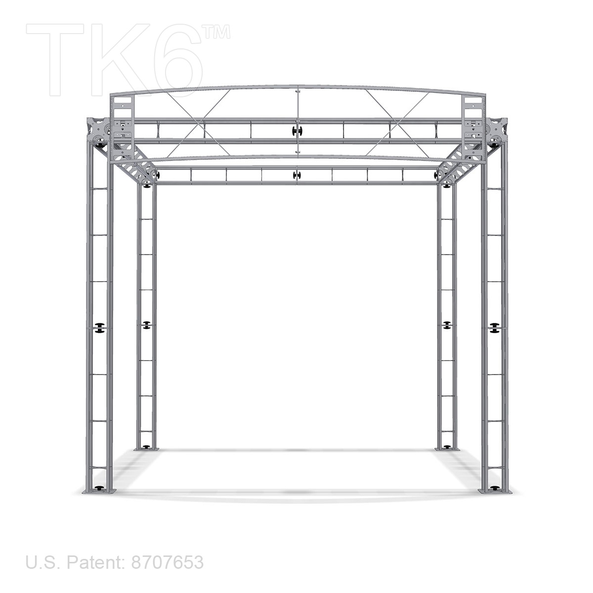 Awesome Truss Frame Image Collection - Ideas de Marcos - lamegapromo ...