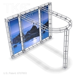 Gbx 10 X 10 Ft Box Truss Display Booth