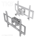 MONITOR MOUNT, OVER 30 INCHES, TK8
