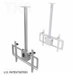MONITOR MOUNT WITH 36IN SWING ARM, OVER 30 INCHES, TK8