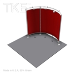 Embudo  - 10' x 10' Trade Show Display