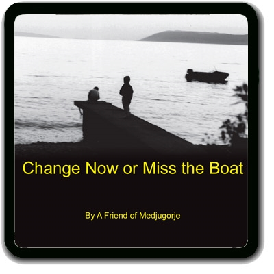 Change Now or Miss the Boat