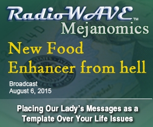 New Food Enhancer from hell - Mejanomics August 6, 2015