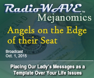Angels on the Edge of Their Seat - Mejanomics October 1, 2015