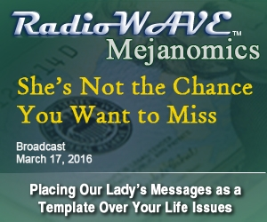 She's Not the Chance You Want to Miss- Mejanomics March 17, 2016