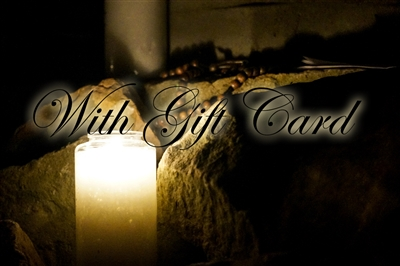 7 Day Candle and Gift Card