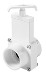 "Magic 3 Piece Gate Valve 1-1/2"" Slip"