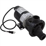 Aqua-Flo TMCP Pump Assembly 1 HP, Single Speed With Air Switch