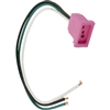 Mini J&J Receptacle, Pump 2, Single Speed, Pink, 14-3