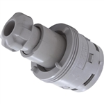 Waterway Standard Poly Jet Directional Nozzle, Gray