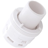 Waterway Standard Poly Series Caged Monster Directional, White