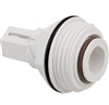 "Waterway Adjustable Mini Jet Nozzle 1/4"", New Style"