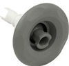 Waterway Mini Storm Jet, Directional, Gray, 5 Scallop, 3""