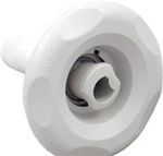 "Waterway Mini Storm Jet, Roto, White, 5 Scallop, 3"", 212-7930"