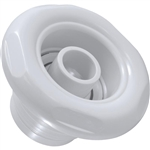 "CMP 3-1/2"" Directional Spa Jet, White, Scalloped, 23530-110-000"