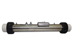 "Spa Builders / Hercules / HydroQuip 5.5 KW Flow Thru Heater Assembly, 15"", Less Pressure Switch"