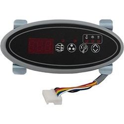 HydroQuip ECO 2 Topside, 4 Button Oval