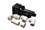 Aquatherm/CRL/Premier Plastic Heater Housing w/ PVC Kit