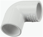 "1/2"" PVC Elbow 90 Degree Slip"