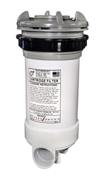 "Waterway Dyna-Flo Lo-Pro Skim Filter, 35/40 Sq. Ft., 2"", Gray"