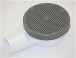 Floor Drain Light Gray 3 4 SLIP