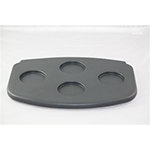 Filter Lid 4 Cup Graphite