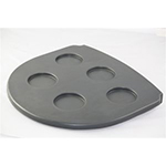 Filter Lid 5 Cup Graphite