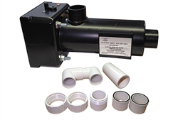 HEATER ASSEMBLY: HT-1 EM-201/203 WITH HI-LIMIT ONLY