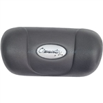 Clearwater Spas Head Pillow, Charcoal Gray, 1 Pin
